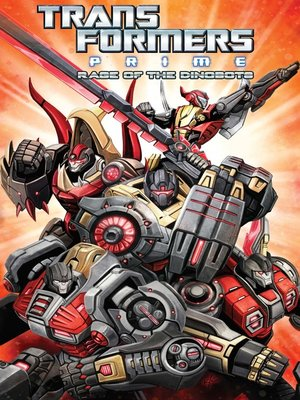 cover image of Transformers: Prime - Rage of the Dinobots