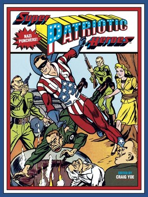 cover image of Super Patriotic Heroes