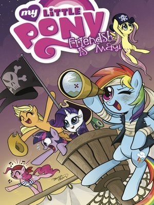 cover image of My Little Pony: Friendship is Magic (2012), Volume 4