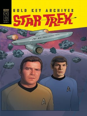 cover image of Star Trek: Gold Key Archives, Volume 5