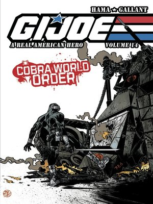 cover image of G.I. Joe: A Real American Hero (2010), Volume 14