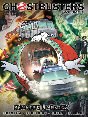 cover image of Ghostbusters, Volume 3