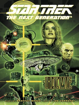 cover image of Star Trek: The Next Generation - Hive