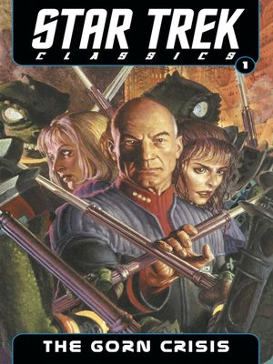 cover image of Star Trek Classics, Volume 1