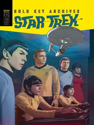 cover image of Star Trek: Gold Key Archives, Volume 2