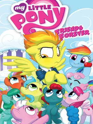 cover image of My Little Pony: Friends Forever, Volume 3