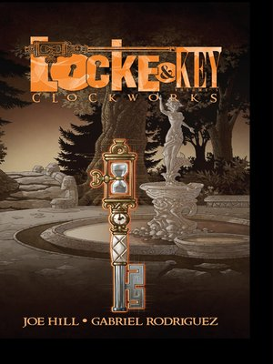 cover image of Locke & Key, Volume 5