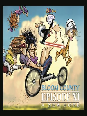 cover image of Bloom County Episode XI: A New Hope