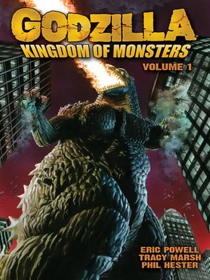 cover image of Godzilla: Kingdom of Monsters, Volume 1