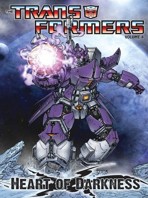 cover image of Transformers, Volume 4