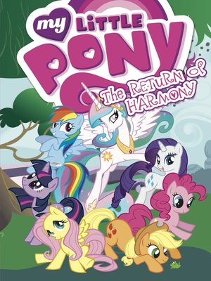 cover image of My Little Pony: The Return of Harmony