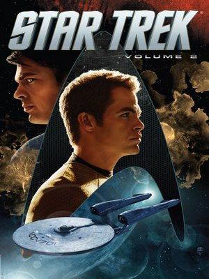 cover image of Star Trek, Volume 2