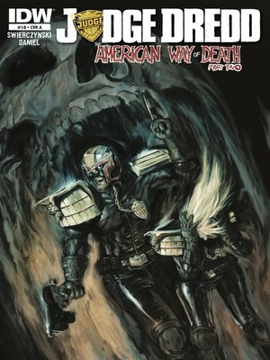 cover image of Judge Dredd (2012), Issue 18