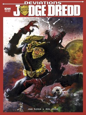 cover image of Judge Dredd: Deviations