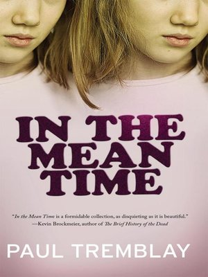 cover image of In the Mean Time