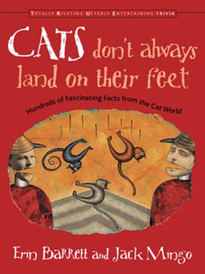 cover image of Cats Don't Always Land on Their Feet