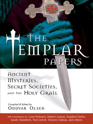 cover image of The Templar Papers
