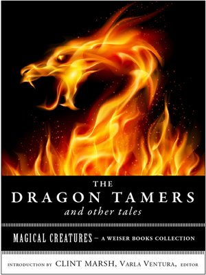cover image of The Dragon Tamers and Other Tales