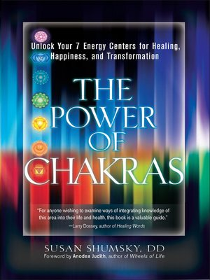 cover image of The Power of Chakras