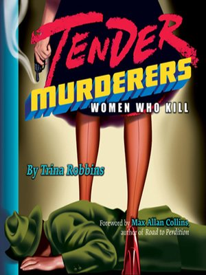 cover image of Tender Murderers
