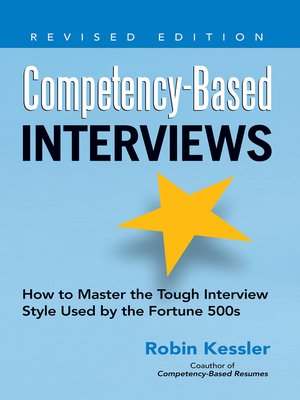 cover image of Competency-Based Interviews