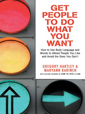 cover image of Get People to Do What You Want