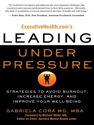 cover image of ExecutiveHealth.com's Leading Under Pressure