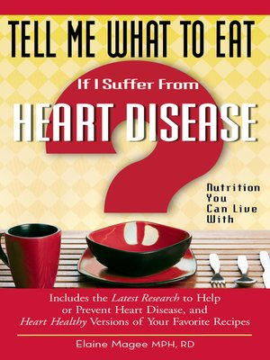 cover image of Tell Me What to Eat If I Suffer from Heart Disease