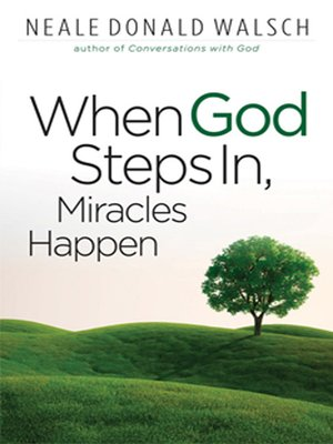 cover image of When God Steps In, Miracles Happen