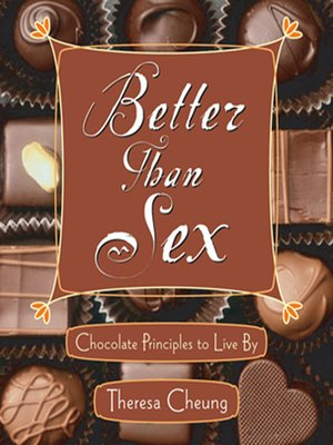 cover image of Better Than Sex