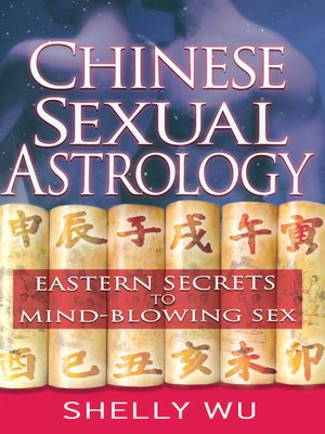 cover image of Chinese Sexual Astrology