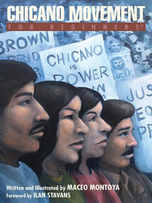 cover image of Chicano Movement For Beginners