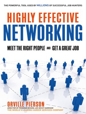 cover image of Highly Effective Networking