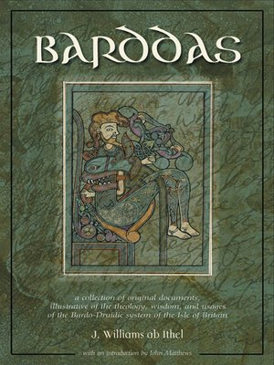 cover image of Barddas