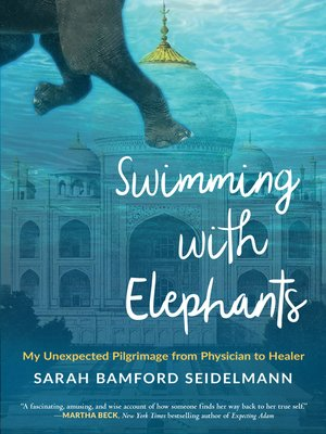 cover image of Swimming with Elephants