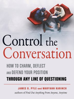 cover image of Control the Conversation
