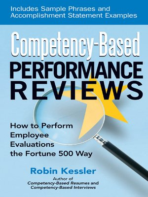 cover image of Competency-Based Performance Reviews