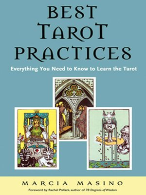cover image of Best Tarot Practices