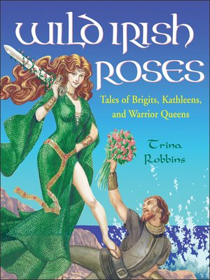 cover image of Wild Irish Roses