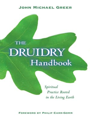 cover image of The Druidry Handbook
