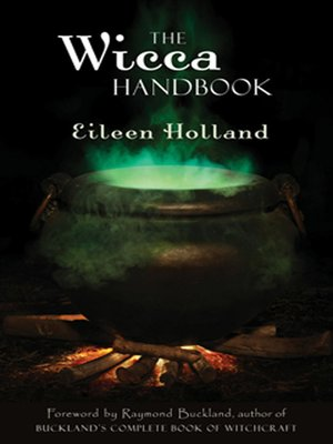 cover image of The Wicca Handbook
