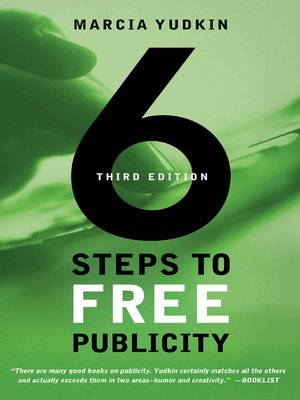 cover image of 6 Steps to Free Publicity