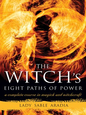 cover image of Witch's Eight Paths of Power