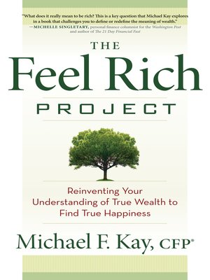 cover image of The Feel Rich Project