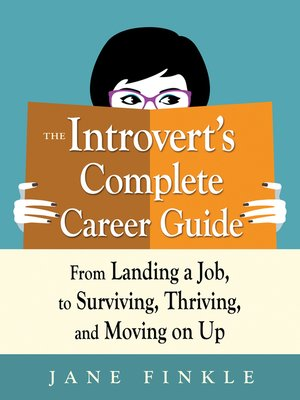 cover image of The Introvert's Complete Career Guide