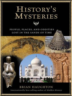 cover image of History's Mysteries