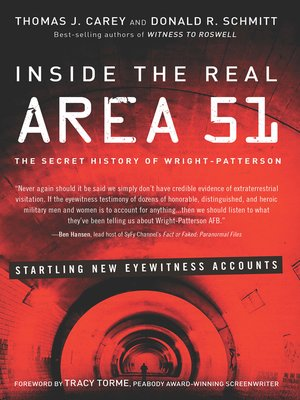 cover image of Inside the Real Area 51