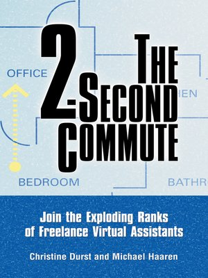 cover image of The 2-Second Commute
