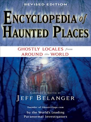 cover image of Encyclopedia of Haunted Places
