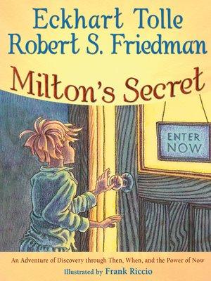 cover image of Milton's Secret